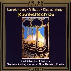 Karl Schlechta/Susanne Kaldor/Akos Hernadi 歌手頭像