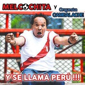 Melcochita 歌手頭像