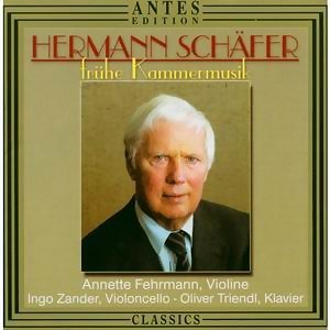 Hermann Schaefer: Fruehe Kammermusik 歌手頭像