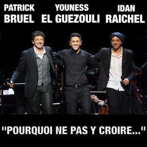 Patrick Bruel Youness El Guezouli Idan Raichel 歌手頭像