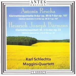 Karl Schlechta/Maggini Quartett 歌手頭像
