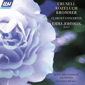 Emma Johnson,Royal Philharmonic Orchestra,Gunther Herbig 歌手頭像