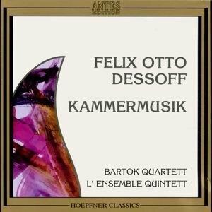 Bartok Quartett/L'ensemble Quintett 歌手頭像
