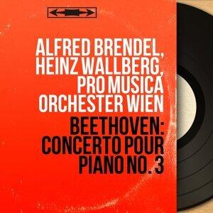 Alfred Brendel, Heinz Wallberg, Pro Musica Orchester Wien 歌手頭像