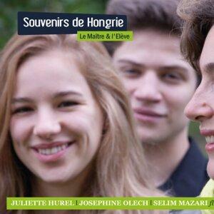 Juliette Hurel, Joséphine Olech, Sélim Mazari 歌手頭像