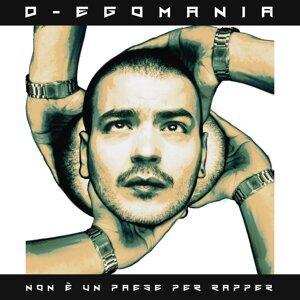 D-Ego Mania 歌手頭像