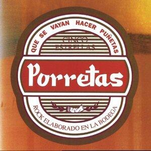 Porretas 歌手頭像