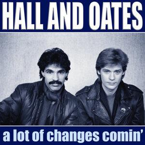 Hall & Oates 歌手頭像