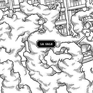 La Gale 歌手頭像
