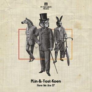 M.in, Yost Koen 歌手頭像