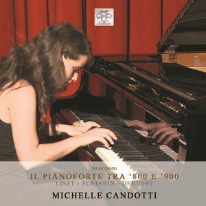 Michelle Candotti 歌手頭像