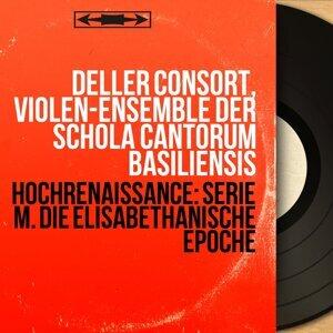 Deller Consort, Violen-Ensemble der Schola Cantorum Basiliensis 歌手頭像