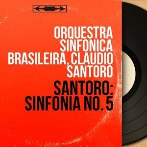 Orquestra Sinfônica Brasileira, Cláudio Santoro 歌手頭像