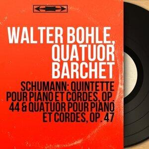 Walter Bohle, Quatuor Barchet 歌手頭像