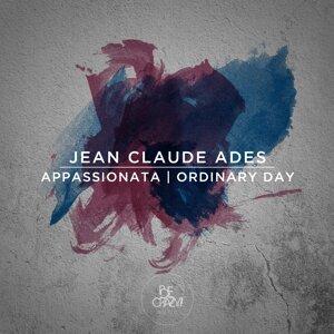 Jean Claude Ades アーティスト写真