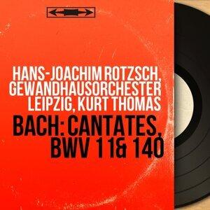 Hans-Joachim Rotzsch, Gewandhausorchester Leipzig, Kurt Thomas 歌手頭像