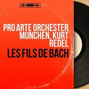 Pro Arte Orchester München, Kurt Redel 歌手頭像