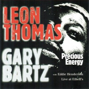 Leon Thomas, Gary Bartz 歌手頭像