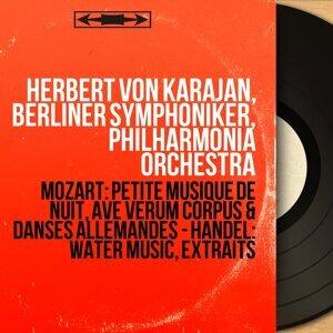 Herbert von Karajan, Berliner Symphoniker, Philharmonia Orchestra 歌手頭像