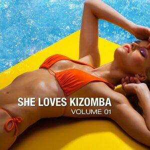 She Loves Kizomba, Vol. 1 歌手頭像