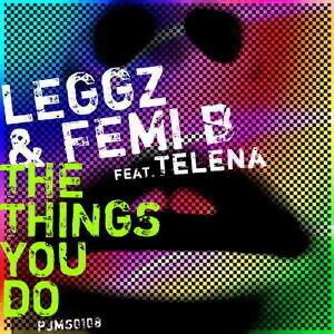 Leggz & Femi B feat. Telena 歌手頭像