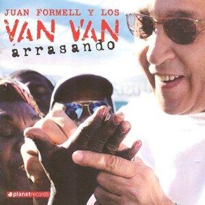 Juan Formell, Los Van Van 歌手頭像