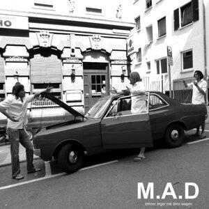 M.A.D 歌手頭像