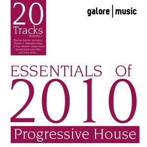 Essentials of 2010 : Progressive House, Vol. 1 歌手頭像