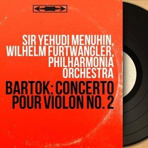 Sir Yehudi Menuhin, Wilhelm Furtwängler, Philharmonia Orchestra 歌手頭像