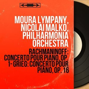 Moura Lympany, Nicolai Malko, Philharmonia Orchestra 歌手頭像