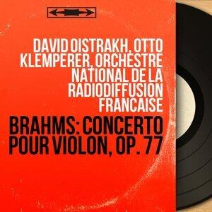 David Oïstrakh, Otto Klemperer, Orchestre national de la Radiodiffusion française 歌手頭像