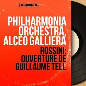 Philharmonia Orchestra, Alceo Galliera 歌手頭像