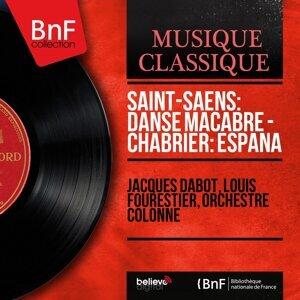 Jacques Dabot, Louis Fourestier, Orchestre Colonne 歌手頭像