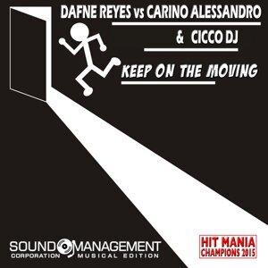 Dafne Reyes, Carino Alessandro, Cicco DJ 歌手頭像