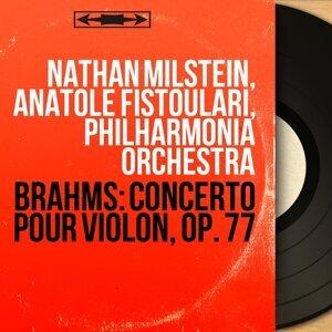Nathan Milstein, Anatole Fistoulari, Philharmonia Orchestra 歌手頭像