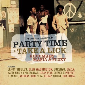 Party Time (Take a Lick) 歌手頭像