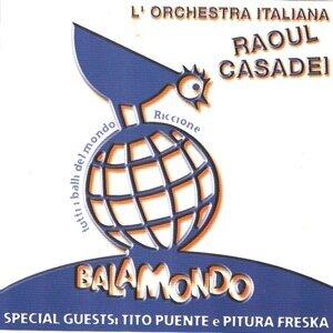 Raoul Casadei, Orchestra italiana Casadei 歌手頭像