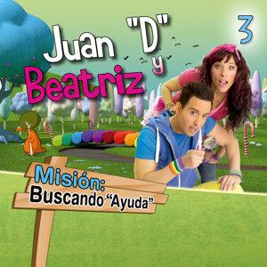 """Juan """"D"""" Y Beatriz 歌手頭像"""