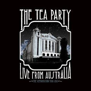 The Tea Party (茶黨樂園) 歌手頭像