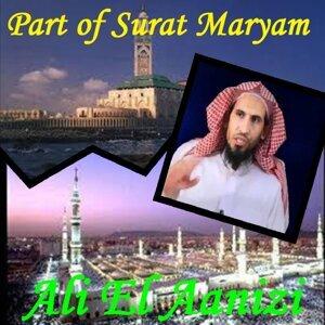 Ali El Aanizi 歌手頭像