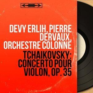 Devy Erlih, Pierre Dervaux, Orchestre Colonne 歌手頭像