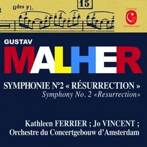 Kathleen Ferrier, Otto Klemperer, Concertgebouworkest d'Amsterdam 歌手頭像