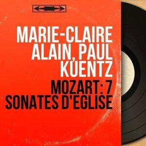 Marie-Claire Alain, Paul Kuentz 歌手頭像