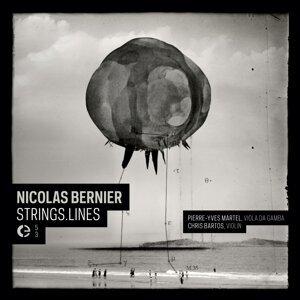 Nicolas Bernier 歌手頭像