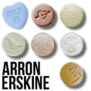 Arron Erskine 歌手頭像