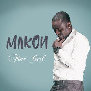 Makon 歌手頭像