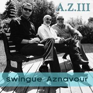 A.Z Trio, Aldo Frank, Tony Bonfils, Didier Guazzo 歌手頭像