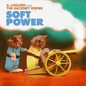 A.J. Holmes and The Hackney Empire 歌手頭像