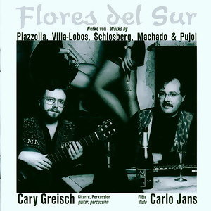 Carlo Jans, Cary Greisch 歌手頭像