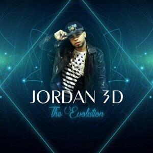 Jordan 3d 歌手頭像